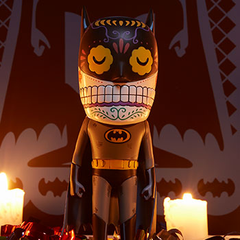 Batman Calavera Collectible