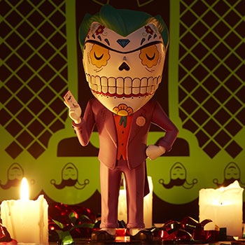 The Joker Calavera Collectible