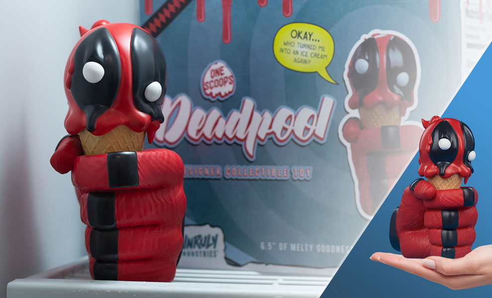 Deadpool: One Scoops Designer Collectible Toy