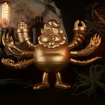 Guru del Toro: Maestro of Monsters Designer Collectible Toy