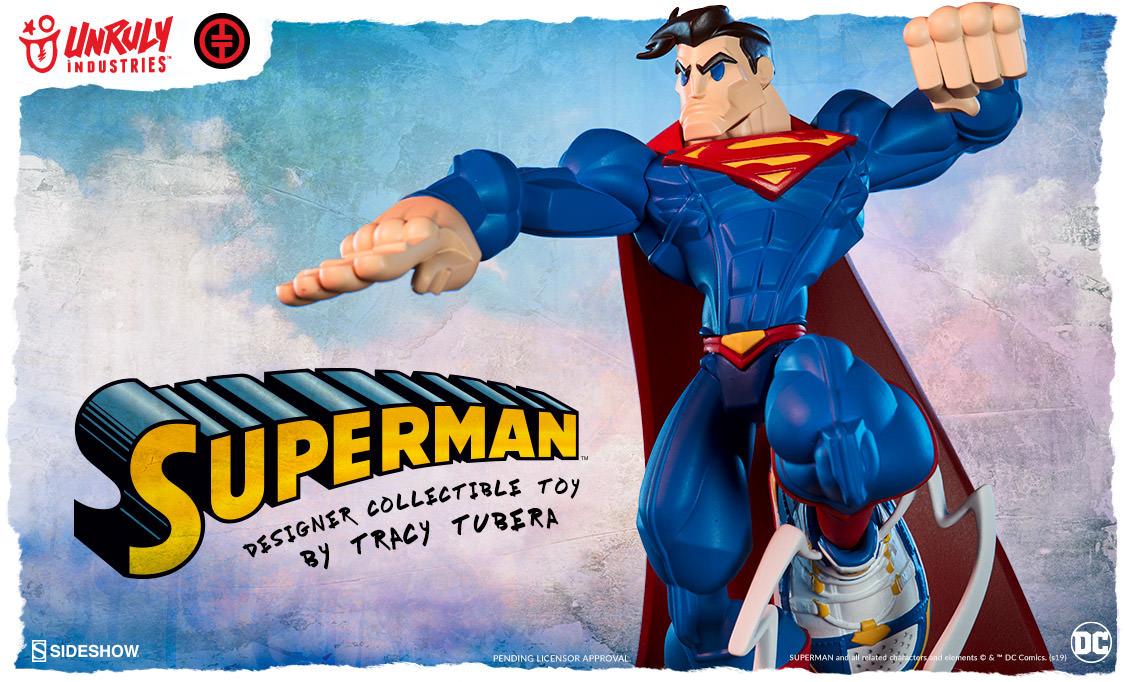 Image of Superman Designer Toy