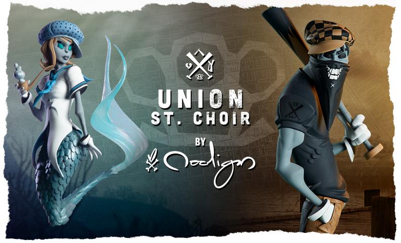 Nooligan X Union St. Choir Collection