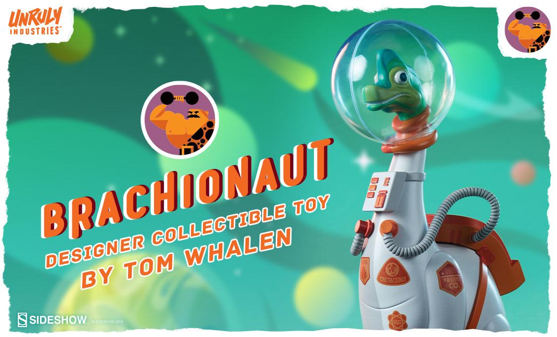 Brachionaut Designer Collectible Toy